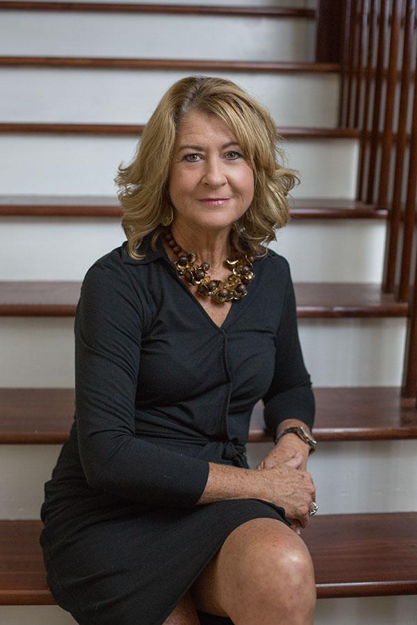 Teresa Mason, Owner Chateau Mason