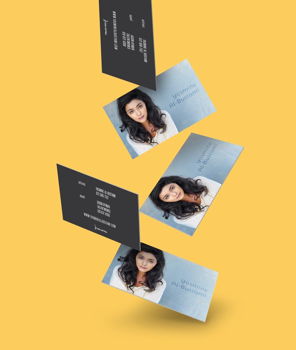 Personal Branding for Yasmine Al-Bustami