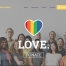 pflag spartanburg website design