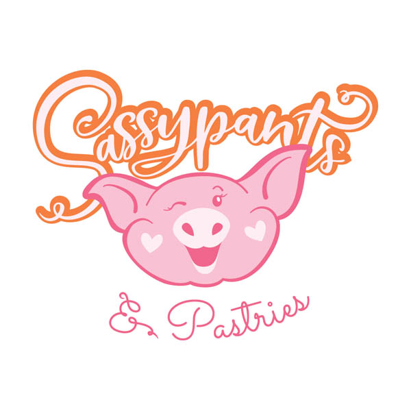SassyPants & Pastries Subscription logo